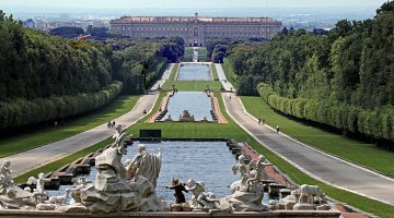 Royal Palace of Caserta :: visit the Unesco site