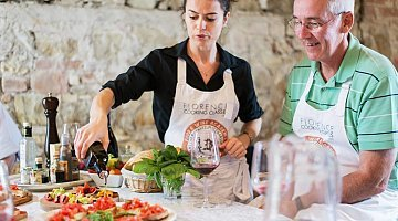 Cooking lesson in Tuscany ❒ Italy Tickets