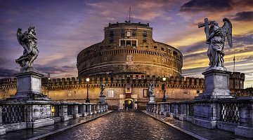 Tickets voor Castel Sant'Angelo ❒ Italy Tickets
