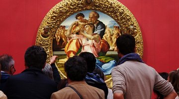 Galleria Uffizi :: Art Gallery in Florence