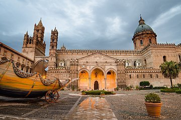 Palermo ❒ Italy Tickets