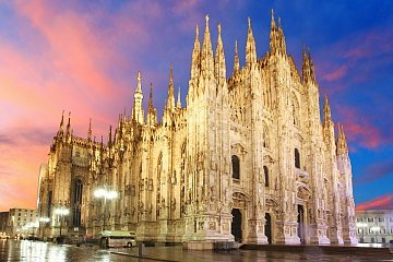 Milan ❒ Italy Tickets