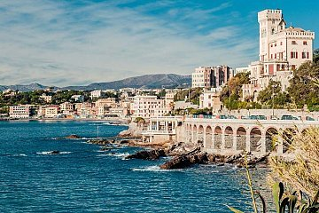 Genua ❒ Italy Tickets