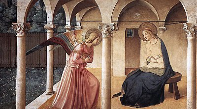 San Marco Florence :: Fra Angelico museum