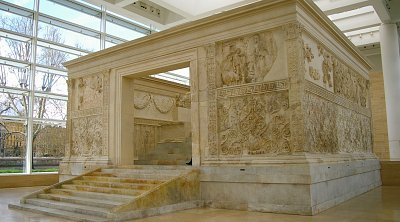 The Ara Pacis As It Was ❒ Italy Tickets