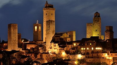 San Gimignano Siena :: museum and cathedral