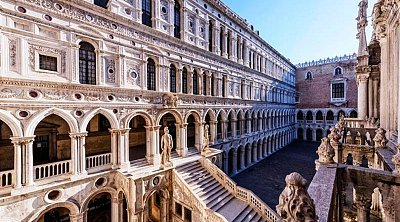 Ducal Palace and San Marco Square Venice