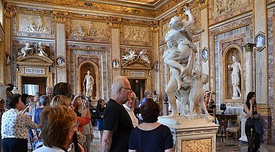 Borghese Gallery Guided Tour ❒ Italy Tickets