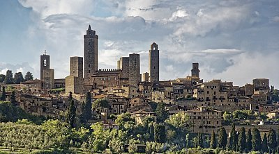 Chianti and San Gimignano :: tour of Tuscany