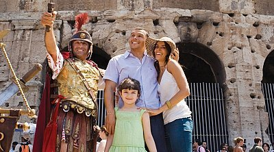 One of the best Rome guided tours :: Colosseum ::