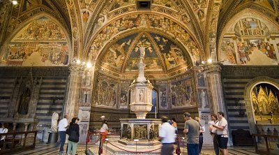 Siena Baptistery Tickets (included in the Opa Si Pass) ❒ Italy Tickets
