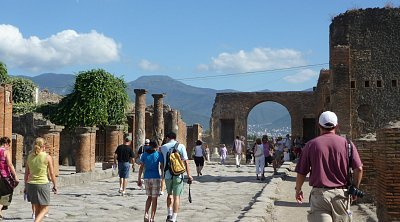Pompeii Ruins Guided Tour (Tickets Included) ❒ Italy Tickets