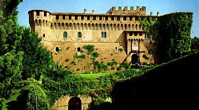Castillo de Gradara Billetes prioritarios ❒ Italy Tickets