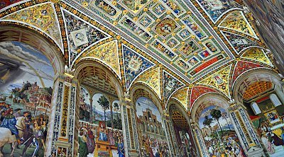 Siena Cathedral and Piccolomini Library Tickets ❒ Italy Tickets