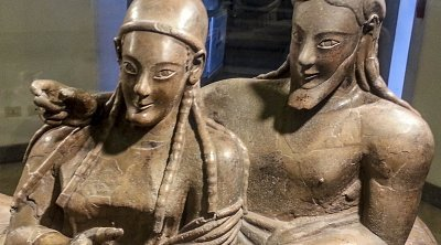 Villa Giulia National Etruscan Museum Tickets ❒ Italy Tickets