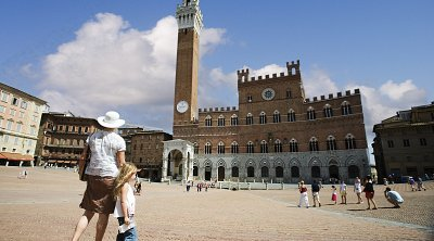 Tour to San Gimignano and Siena with dinner (small group tour) ❒ Italy Tickets