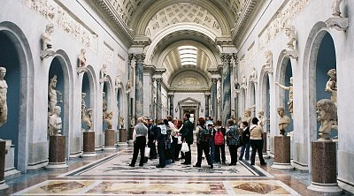 Vatican museums guided tour :: book now!