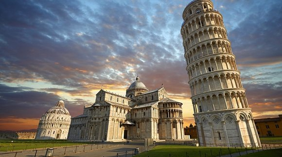 Pisa ❒ Italy Tickets