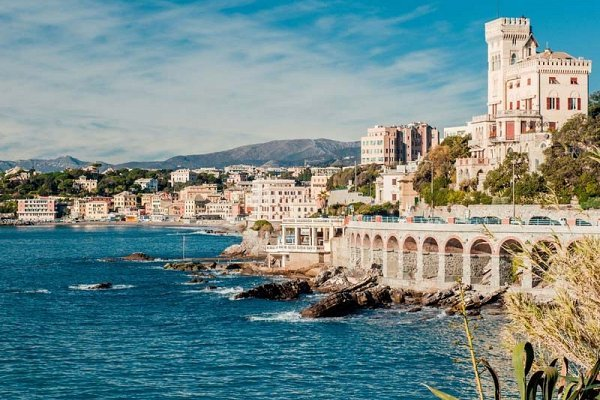 Genoa ❒ Italy Tickets