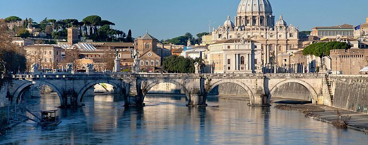 Rome accommodation :: where to stay in Rome