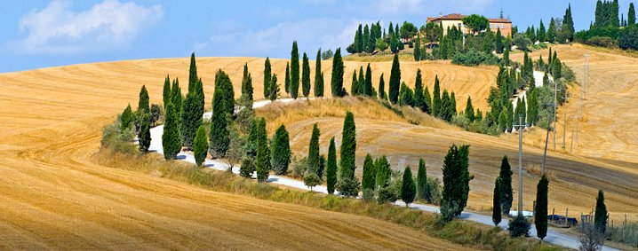 Frumusetiile din Val D'Orcia ❒ Italy Tickets