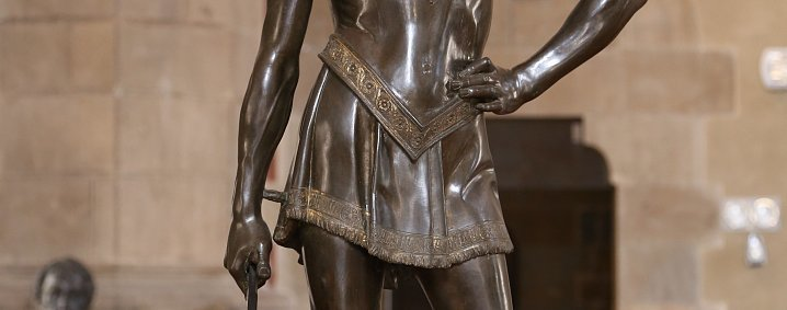 Verrocchio and the mid XV century sculpture at the Bargello Museum ❒ Italy Tickets